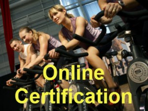 indoor cycling group ICG Online Certification