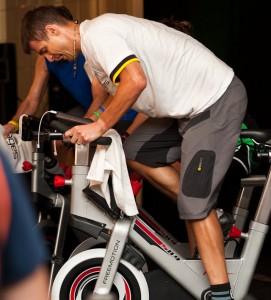 host an indoor cycling instructor certification