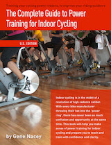 Training with power ebook for indoor cycling instructors