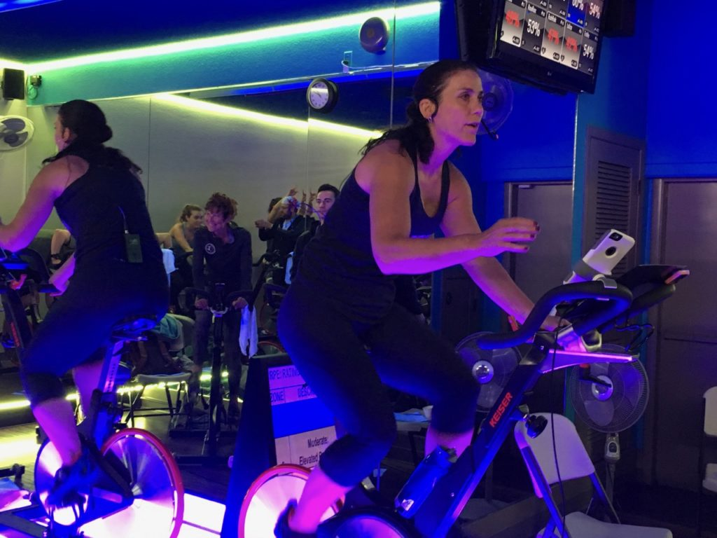 Online Indoor Cycling Certification Indoor Cycling Instructor