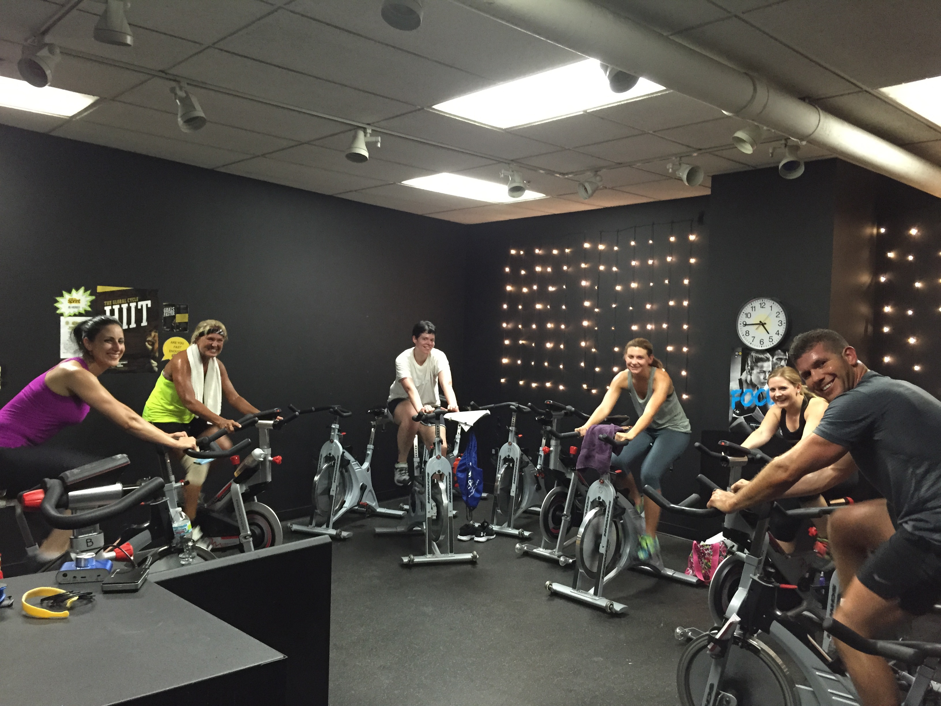 Live Indoor Cycling Instructor Certifications Coming Soon